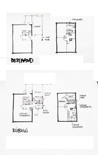 verbouwen: trapgat, badkamer verplaatsen, garage - Werkspot