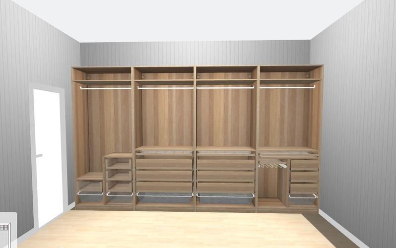 Kast 4 meter breed in elkaar zetten werkspot for Ladenblok 1 meter breed