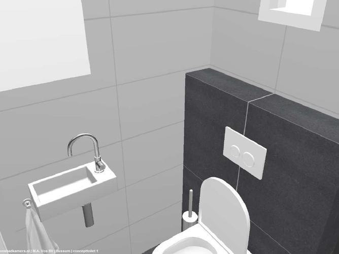 Toilet opknappen Lous - Werkspot