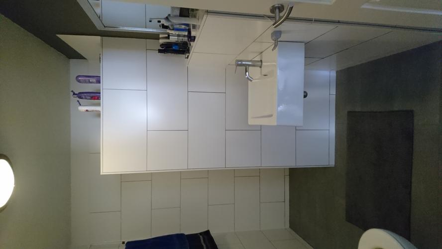 Badkamer 20 m2 tegelen of beton cire - Werkspot