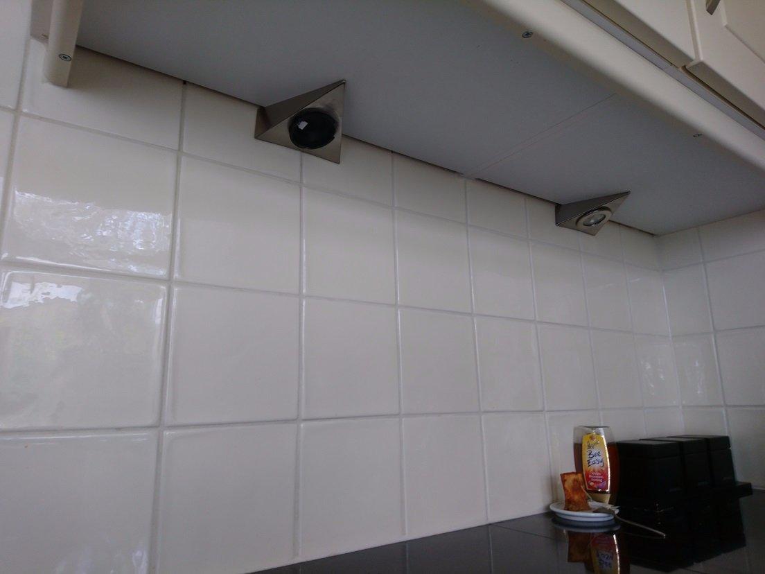 Keuken Onderbouw Verlichting : Onderbouwverlichting keuken vervangen werkspot