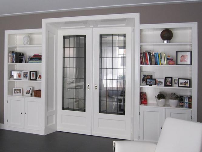 Ensuite Deuren Maken : Maken plaatsen kamer en suite deur met kasten werkspot