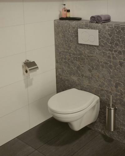 betegelen vloer en wand van de badkamer en wc werkspot
