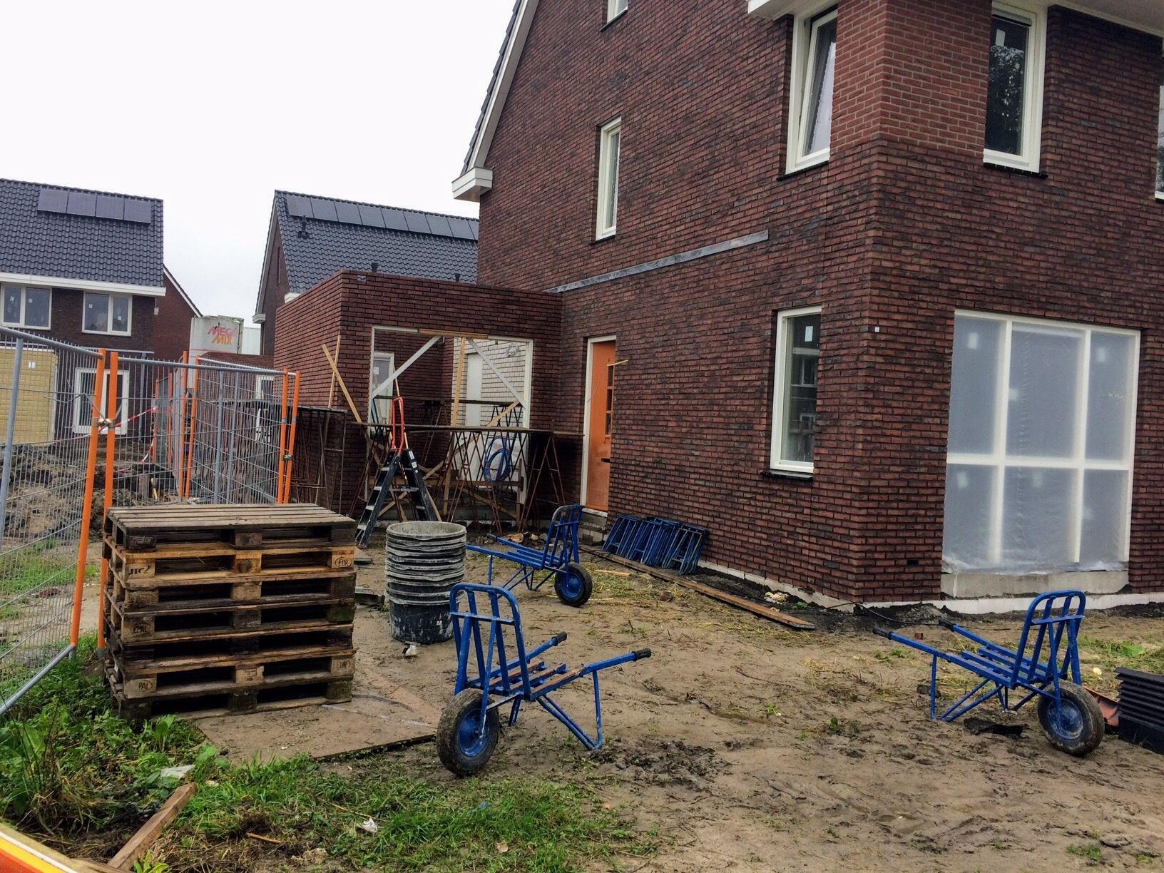 Isoleren Garage Kosten : Muren van een nieuwbouw garage isoleren werkspot