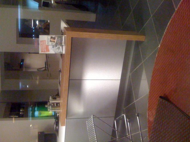 Keuken Houten Bar : Houten bar in keuken werkspot