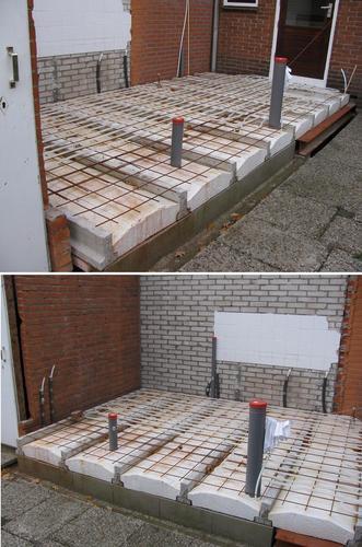 Uitzonderlijk Kosten Beton Storten Per M2 DA29