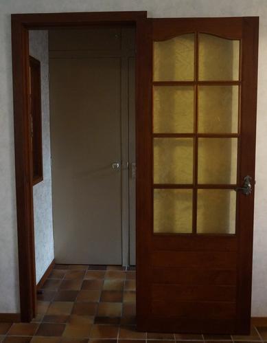 Vaak Glas Binnendeur Vervangen CU48