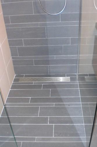 Tegelen badkamer en wc nieuwbouwwoning 34 50m2 werkspot - Tegel patroon badkamer ...