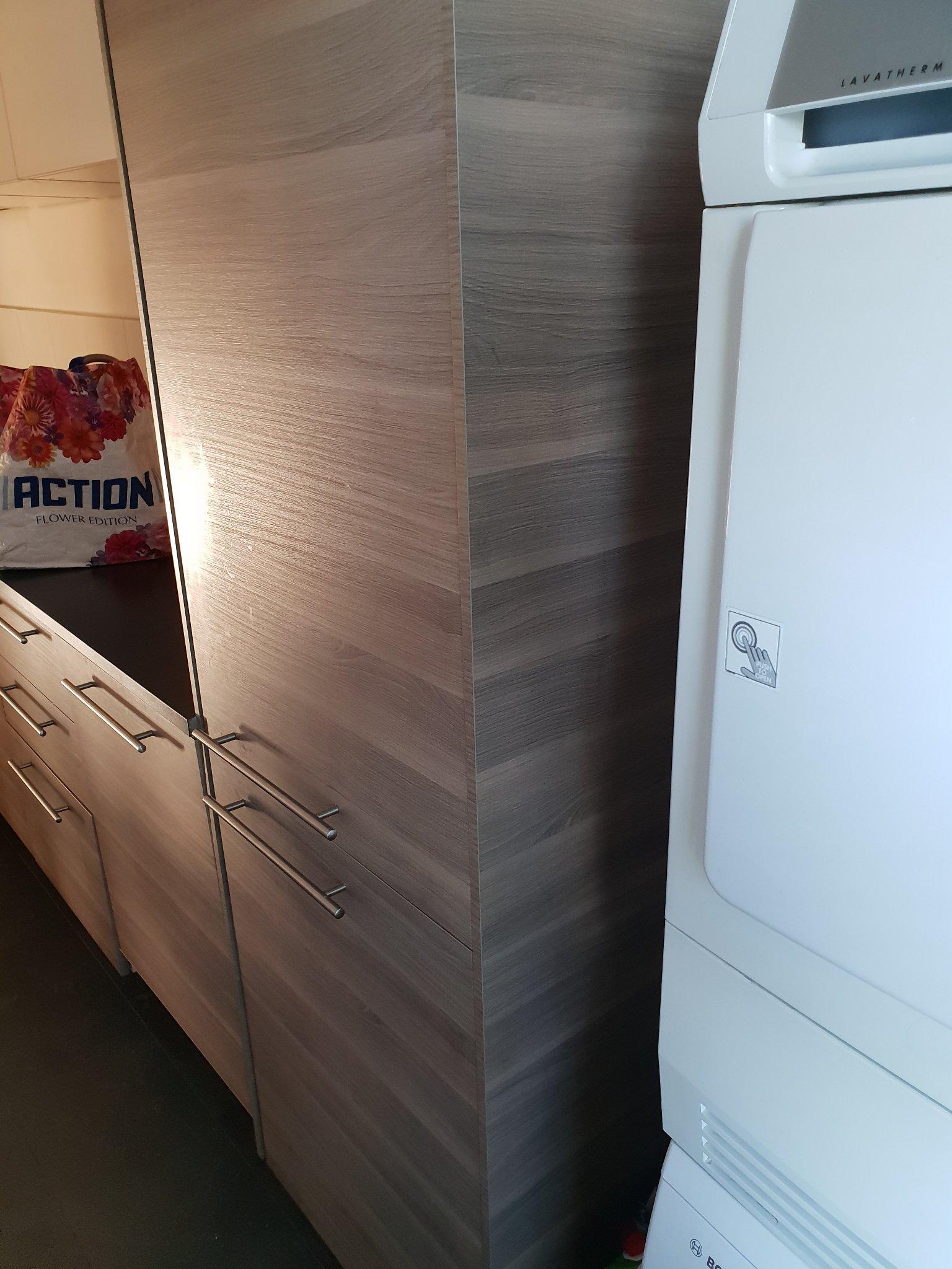 Planken Ikea Koelkast Kast En Laminaatvloer Vervangen Werkspot