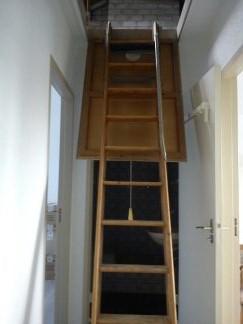 vlizotrap vervangen door vaste trap werkspot