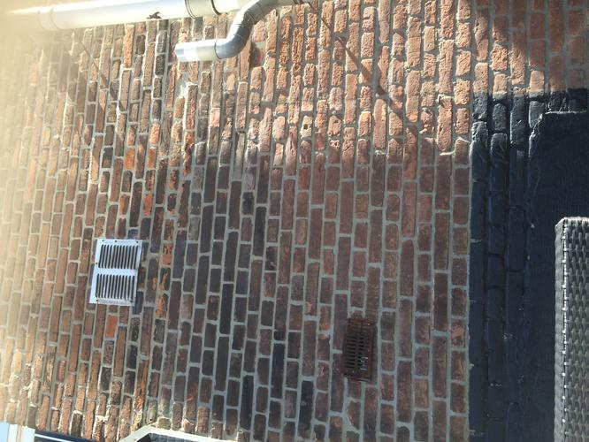 Top Stucwerk verwijderen bakstenen buitenmuur - Werkspot MI04