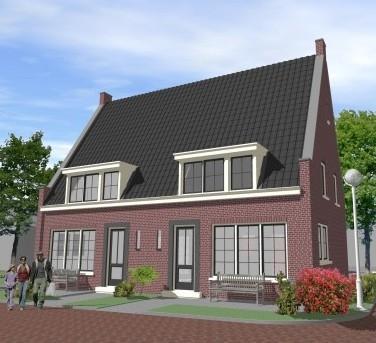 Nieuw huis bouwen werkspot for Wanden nieuwbouwwoning afwerken