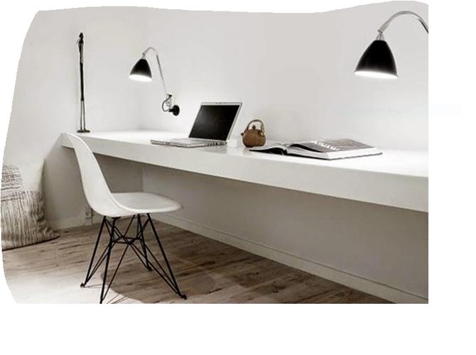Zwevend Bureau Maken : Zwevend bureaublad ikea top ultieme ikea hacks ik woon fijn best