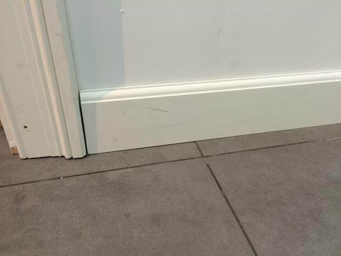 Voorkeur Schilderwerk binnen, deur + plint - Werkspot ZV98