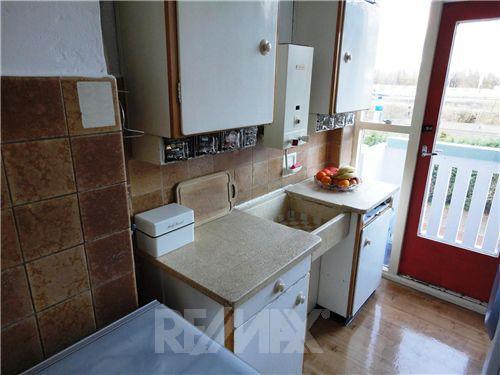 badkamer maken in jaren 50 appartement (op plaats huidige keuken ...