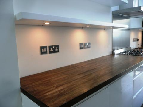 wandplanken met geïntegreerde verlichting - Werkspot
