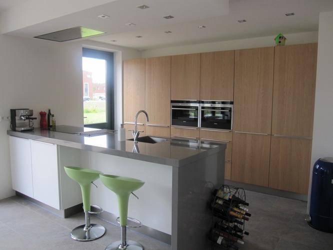 Voorkeur Plaatsen Kvik keuken, verlagen plafond keuken - Werkspot @HJ47