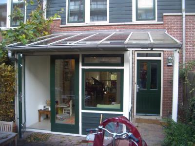 Dak van uitbouw vervangen voor glazen dak werkspot for Glazen uitbouw