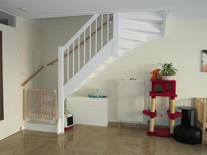 Trapkast maken in de woonkamer - Werkspot