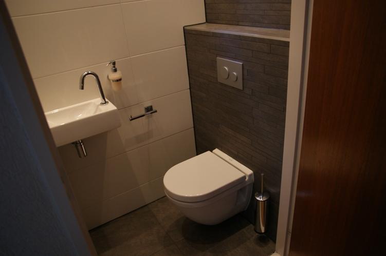 Douche en toilet renoveren - Werkspot