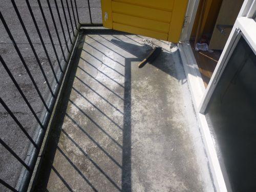 Renovatie balkon waterdicht maken coaten werkspot