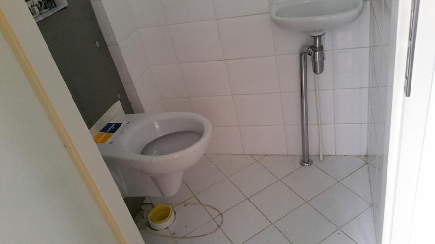 Wc aansluiten tegelen wasbak aansluiten werkspot