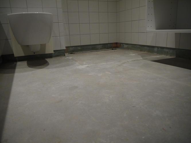 Gietvloer Badkamer Douche : Gietvloer badkamer m² werkspot