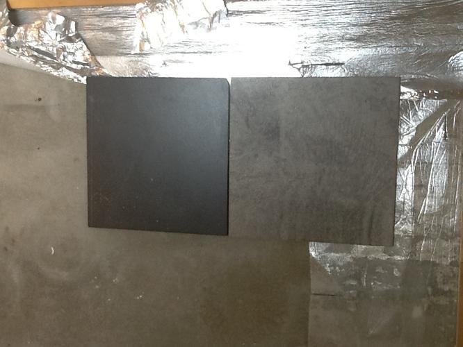 Bekend Vloertegels leggen op zoldervloer onder wasmachine overlopend in SH39