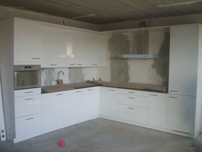 Dichtmaken luifel boven keuken werkspot