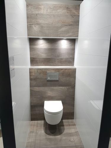 New Renovatie badkamer en renovatie separate toiletruimte - Werkspot &GT34