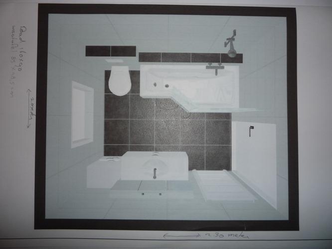 Badkamer tegelen + installatie - Werkspot