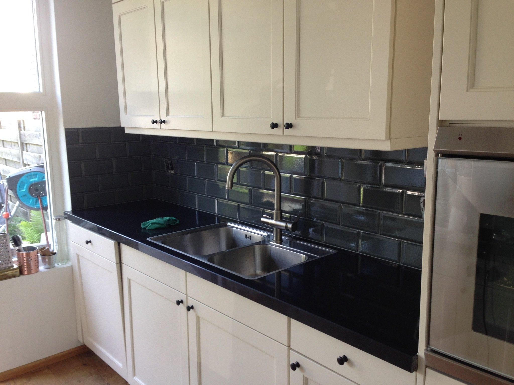 Wasbak 1 Meter : Muur betegelen achter wasbak keuken m werkspot