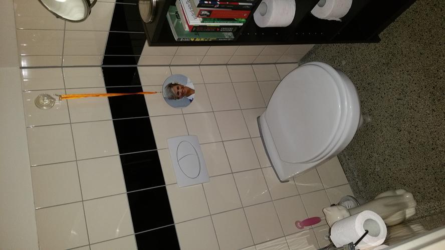 Achterwand Hangend Toilet : Achterwand hangend toilet vervangen werkspot