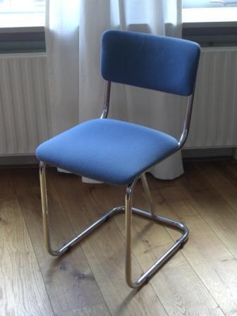 Fabulous Opnieuw bekleden 6 gispen eetkamer stoelen - Werkspot @HY03