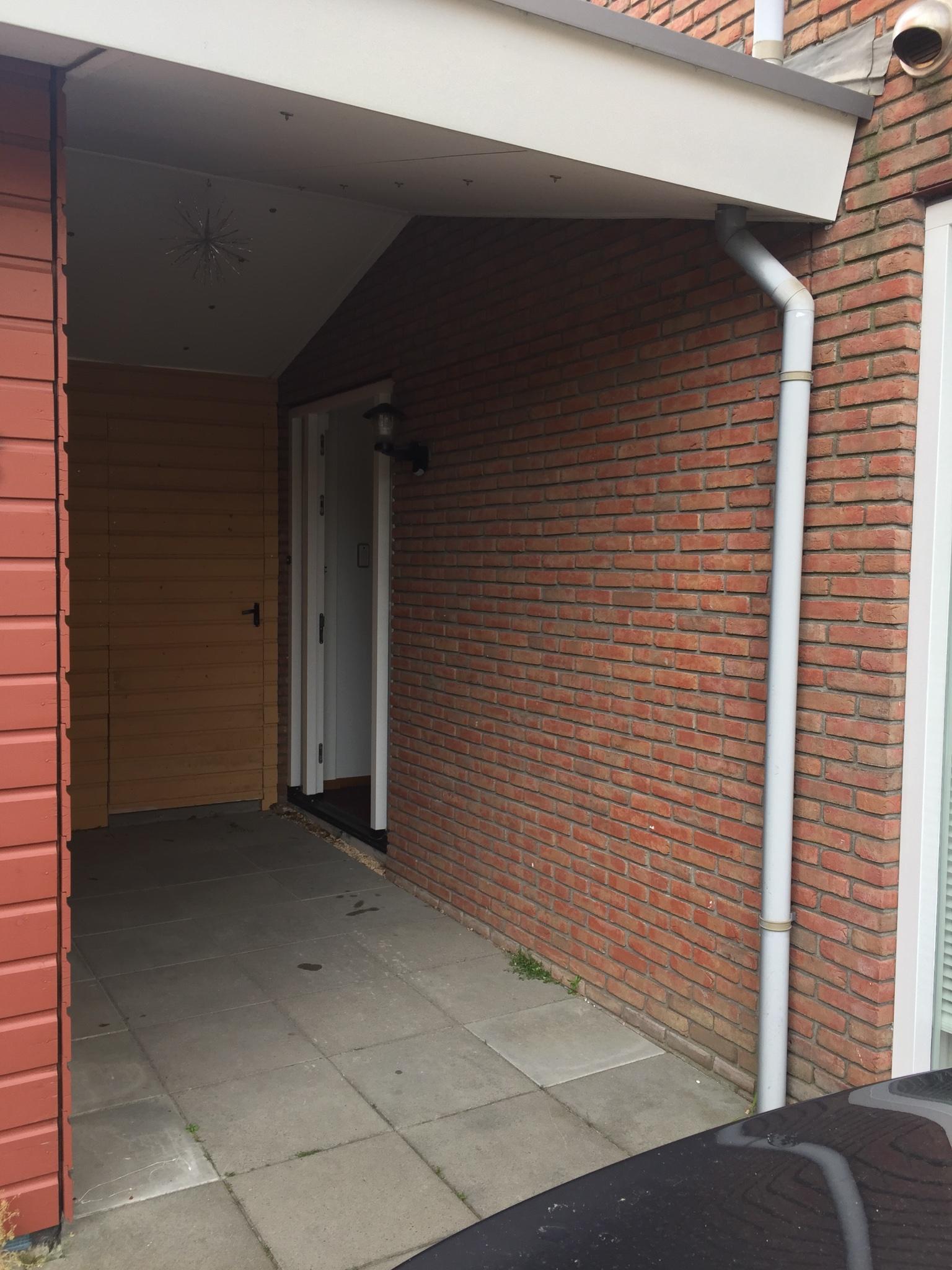 Realiseren slaapkamer begane grond, uitbouw woonkamer, vergroten hal ...