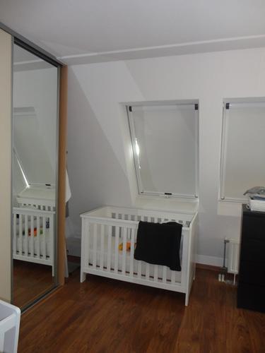 Muur maken tussen 2 kamers en een deur plaatsen - Werkspot