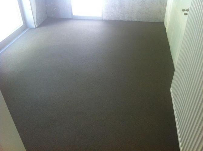 Storten cement vloer wc en badkamer werkspot
