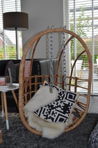 Hangstoel Ophangen Aan Plafond.Hangstoel Aan Plafond Bevestigen Werkspot