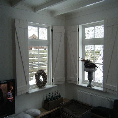 raamluiken voor vensterbank simple raamluiken voor