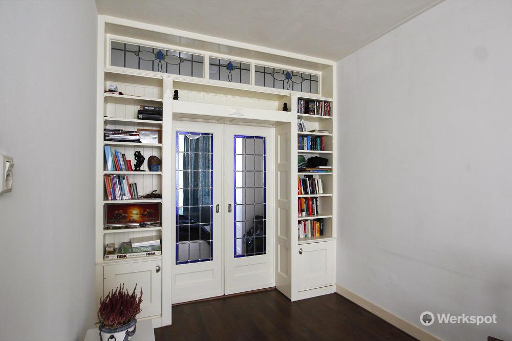 Ensuite Deuren Maken : Plaatsing en suite deuren maken ombouwkast werkspot