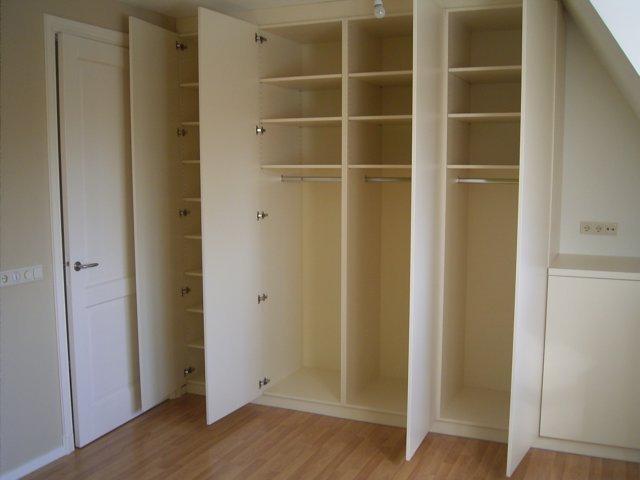 Wandkast Voor Kleding.Vaste Wandkast Voor Kleding Werkspot
