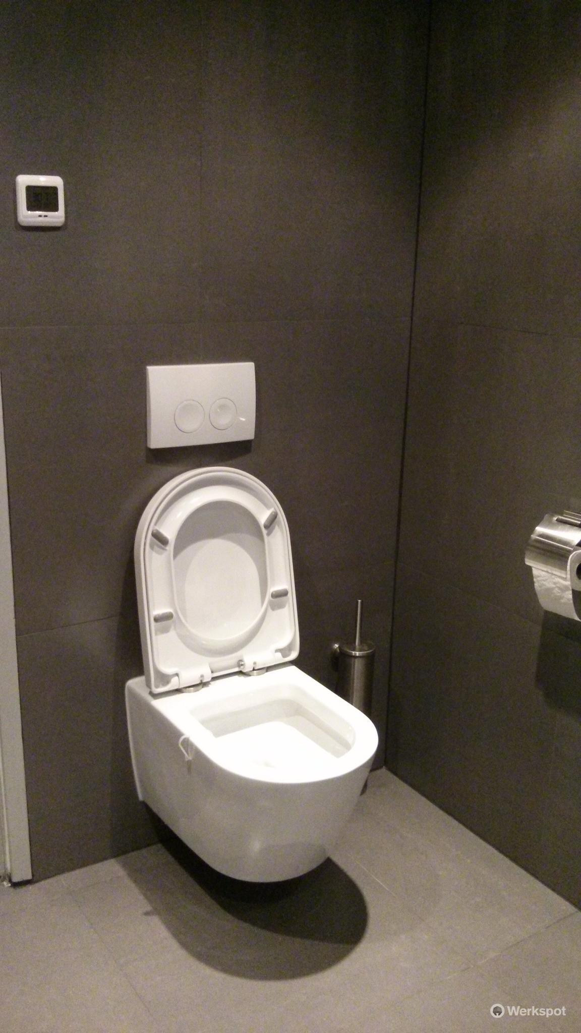 Geweldig wc met wasbak badkamermeubels ontwerpen 2017 for Badkamer ruimte