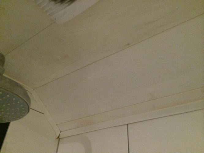 Cando Plafondplaten Badkamer : Vervangen plafondpanelen cando kunstof zolder werkspot