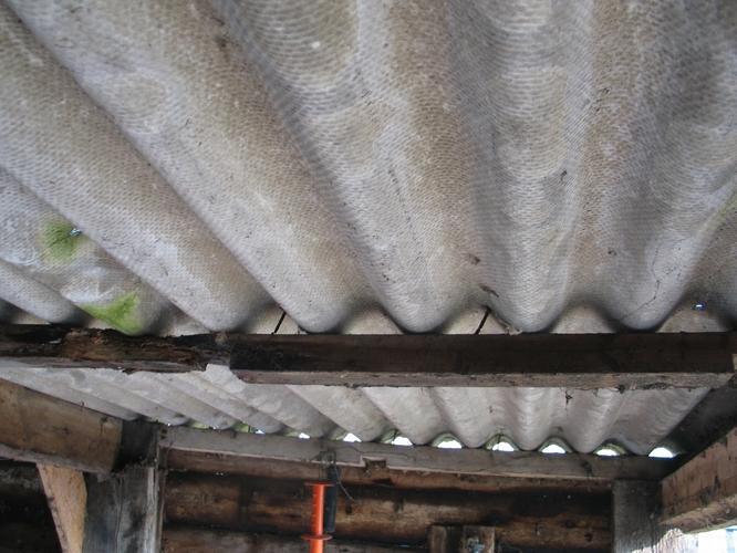 Voorkeur Asbest golfplaat schuurtje verwijderen 60m2 - Werkspot TC92