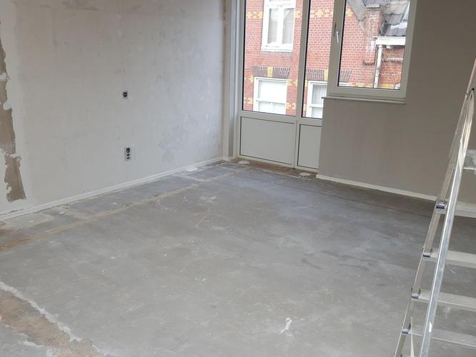 Beroemd Cementdekvloer egaliseren tbv vloercoating - Werkspot CL94