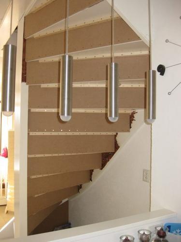Trapkast maken van dichte trap in de woonkamer werkspot for Dichte trap maken