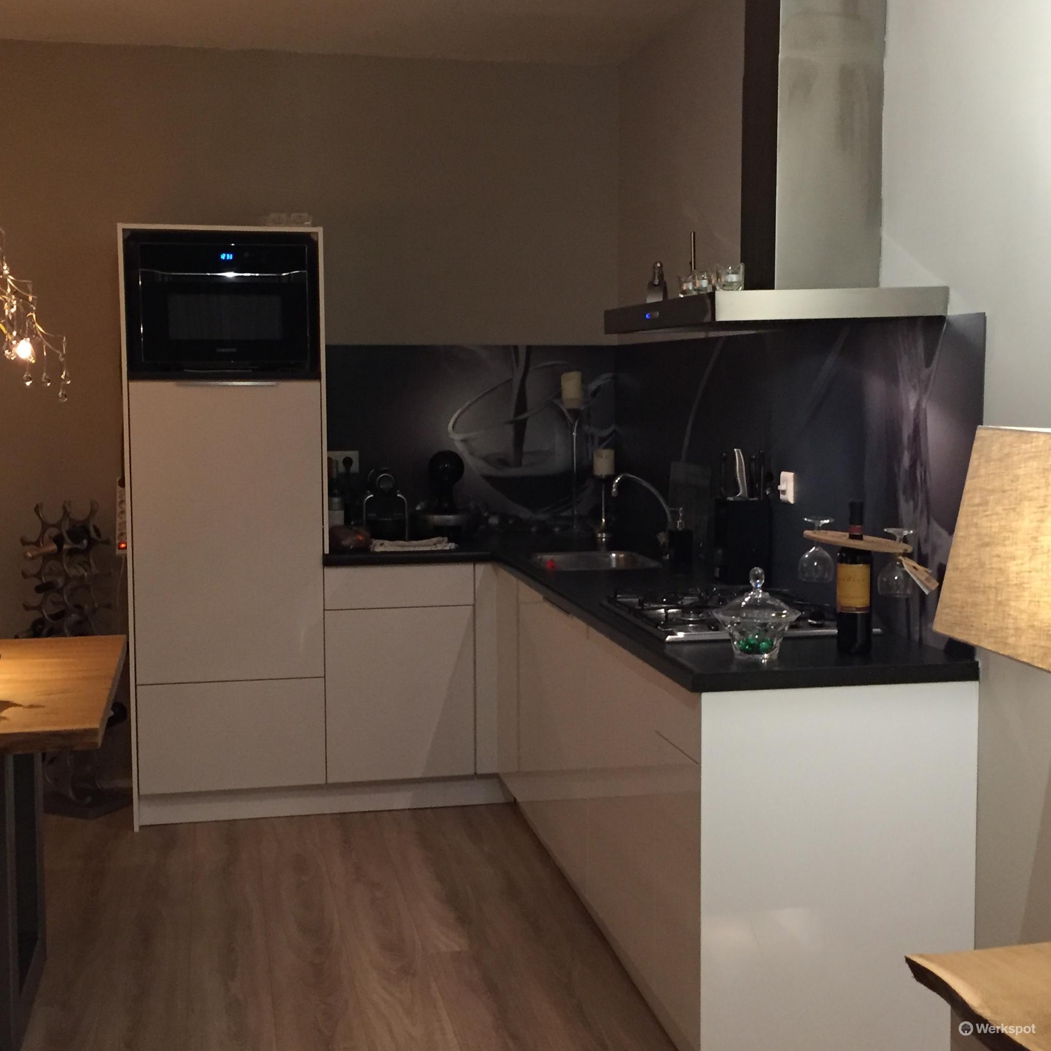 Nieuwe Frontjes Bruynzeel Keuken.In Bestaande Keuken Deurtjes Vervangen Door Nieuw Gekochte Deurtjes
