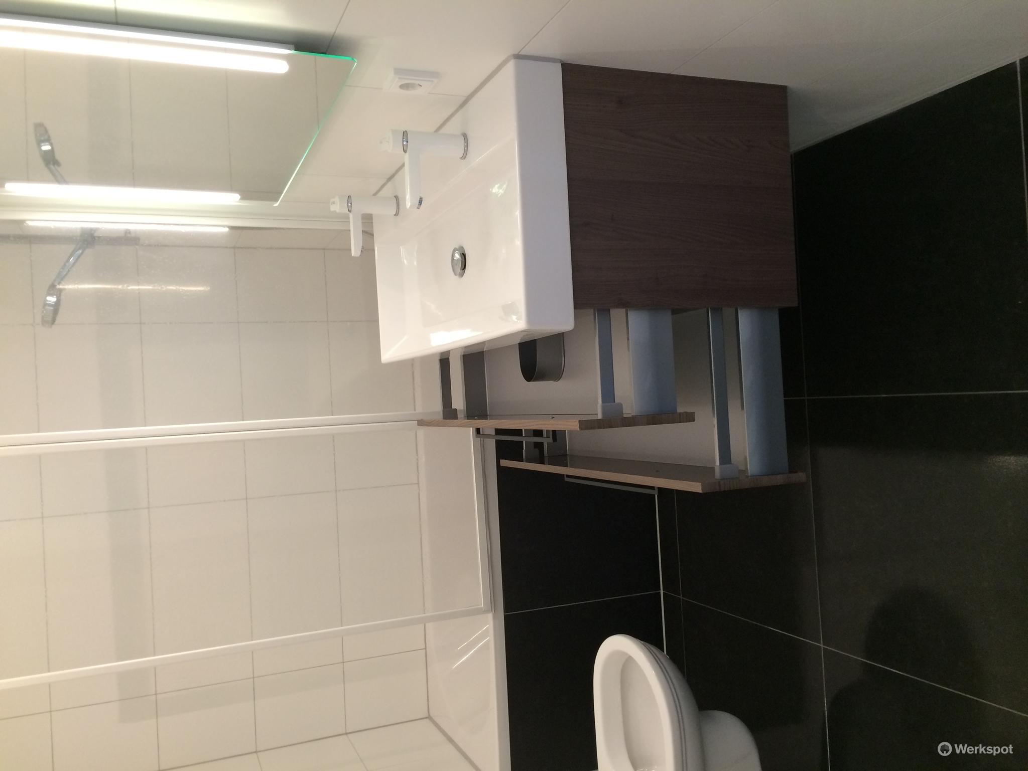 Beautiful Toilet Plaatsen In Badkamer Ideas - Moderne huis 2018 ...