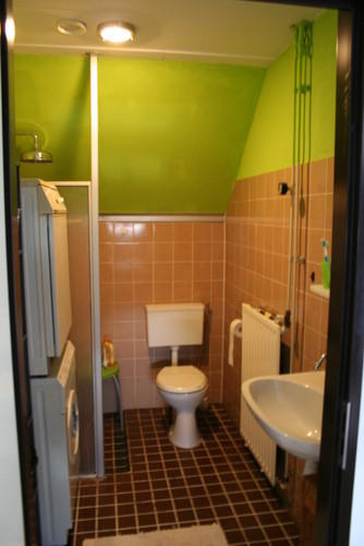 Renovatie kleine badkamer - Werkspot