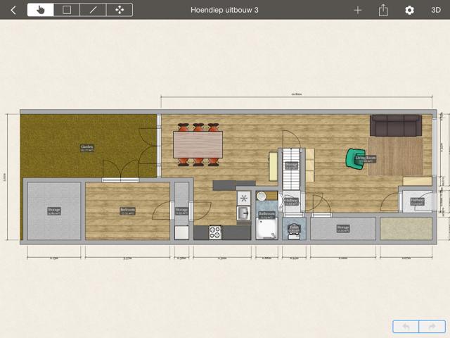 Extra Slaapkamer Aanbouwen.Aanbouw Extra Slaapkamer En Uitbouw Eetkamer 12m2 Werkspot